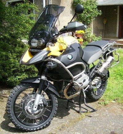 R1200 GS Adventure TÜ Seite