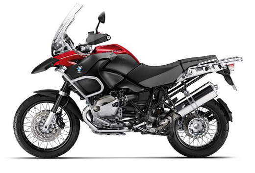 BMW R1200 GS Adv T - Die Zweite