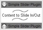 Slider Simple Logo